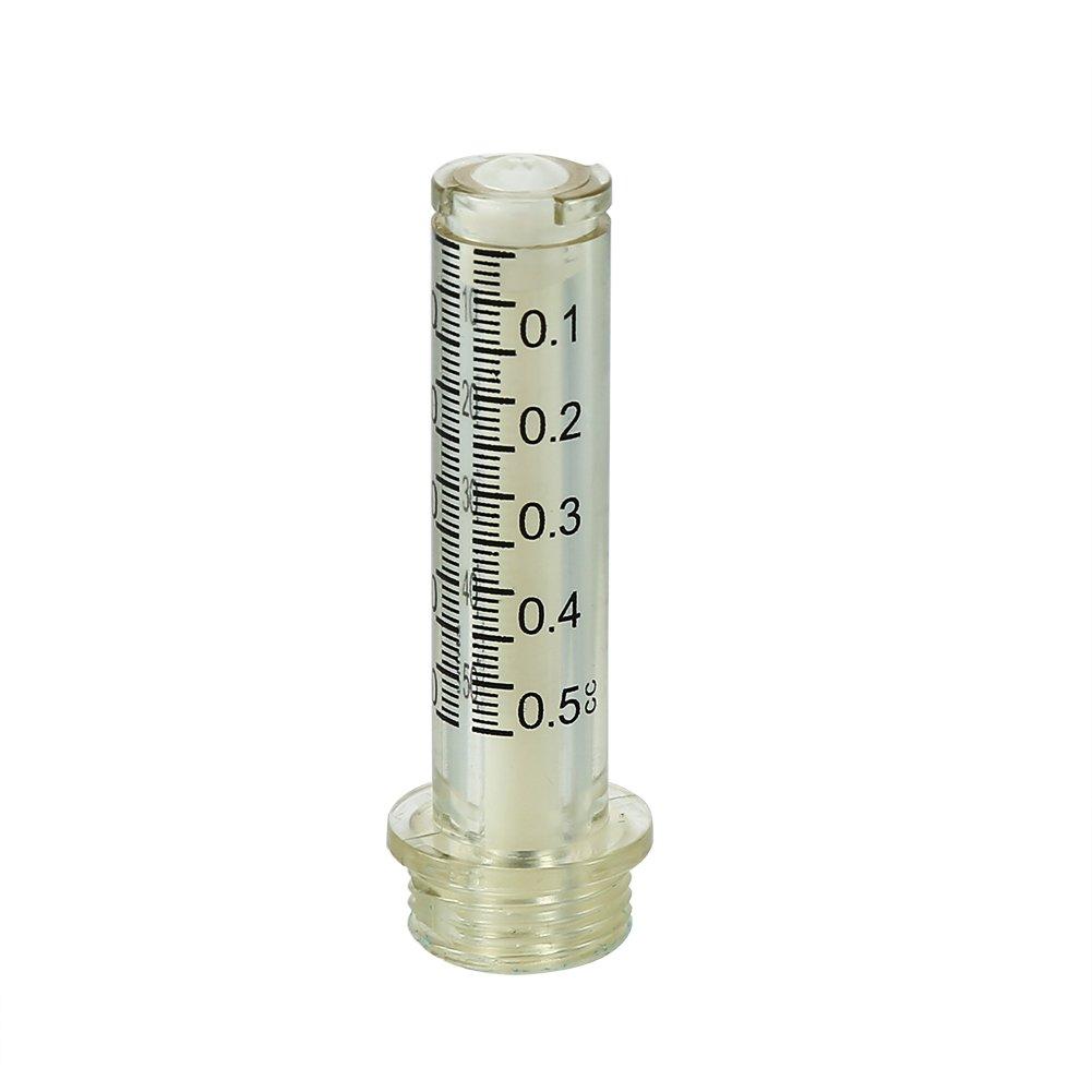 Nebulizador Profesional No Invasivo, Pin de Inyección Aguja-libre Ácido Hialurónico Micro Inyector para Cuidado de la Piel Rejuvenecimiento Iluminación ...
