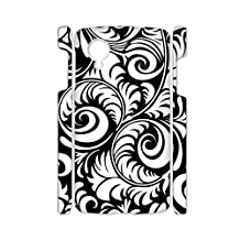 Tyboo With Black And White Phone Shells For Men For Nexus 5 Lg Shatterproof Pc