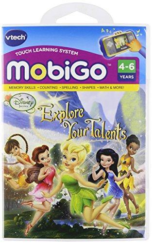 VTech - MobiGo Software - Disney's Fairies