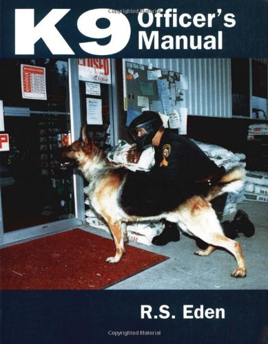 (K9 Officer's Manual)