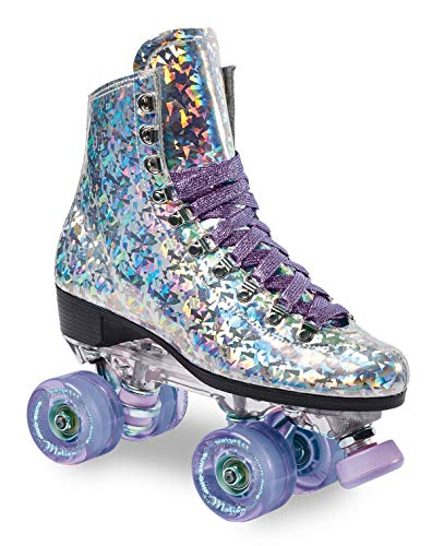 Stitch Rubber Sole (Sure-Grip Prism Roller Skates (Purple Lavish, Mens 7 / Womens 8-8.5))