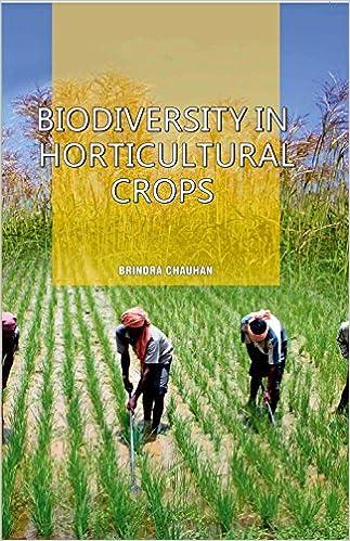 Donde Descargar Libros En Biodiversity In Hortcultural Crops Kindle A PDF