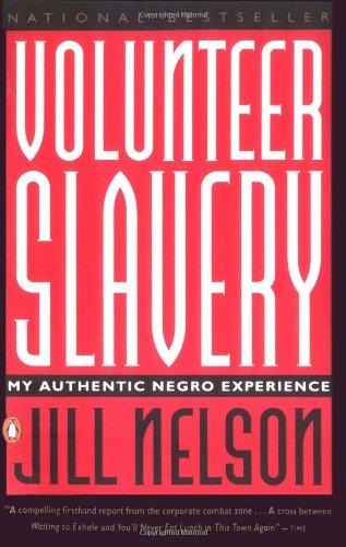 Volunteer Slavery: My Authentic Negro Experience
