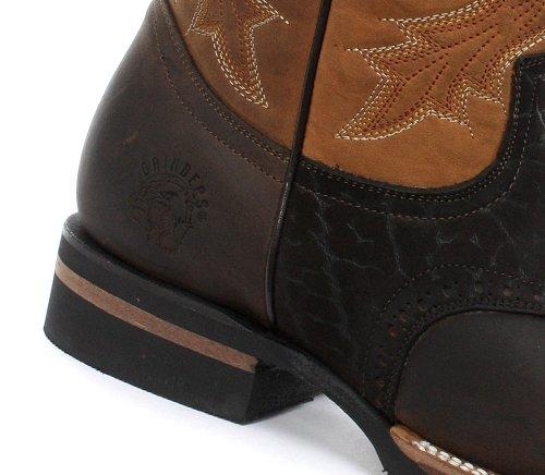 Grinders, Stivali da cowboy uomo