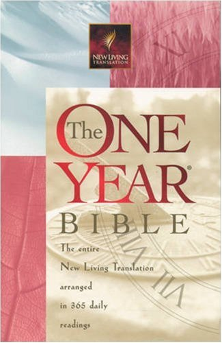 The One Year Bible: NLT1 (New Living Translation)