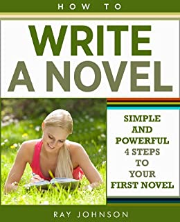how to write your first novel You did it you finally committed to writing a novel, the first step in your multi-step journey to authordom if you're anything like me, you're now wondering how.