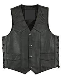 Sunrise Outlet Kids Traditional Style Side Lace Vest