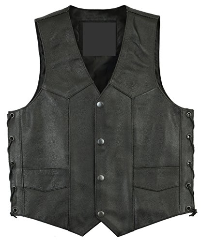 Sunrise Outlet Kids Traditional Style Side Lace Vest - S -