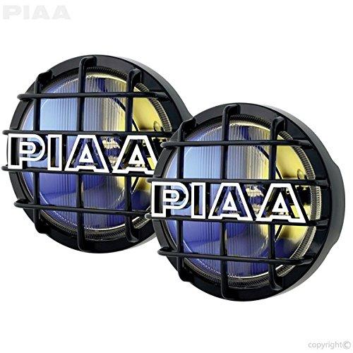 K3500 Crystal - PIAA 5293 520 Series Ion Crystal Black Driving Lamp - Set of 2