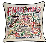 Catstudio England Pillow - Geography Collection Home Décor 063(CS)