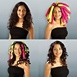 Curlformers Hair Curlers Barrel Curls Styling
