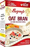 Bagrry's Oat Bran, 200g (Pack of 2)