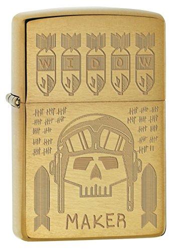 Zippo Lighter Custom Art - 8