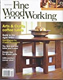Coffee Table with Drawers Plans Taunton's Fine Woodworking (December 2010 - No. 215) - Arts & Crafts coffee table - Build in the right order (Game plans for 4 types of furniture) - The first and the last lathe you'll need - Design tips drawer pulls - 18th-century corner chair