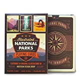 Anderson Design Group Illustrated National Parks Playing Cards