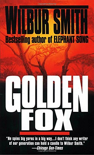 Book: Golden Fox by Wilbur Smith