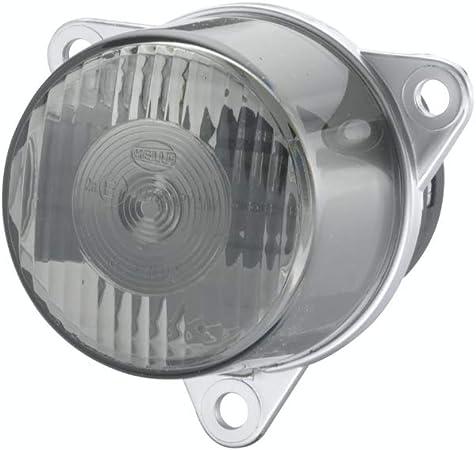 Hella 2ba 008 221 041 Blinkleuchte 12 24v Einbau Lichtscheibenfarbe Grau Hinten Links Rechts Auto