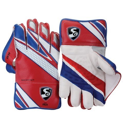 SG Test Wicket Keeping Gloves Mens Size