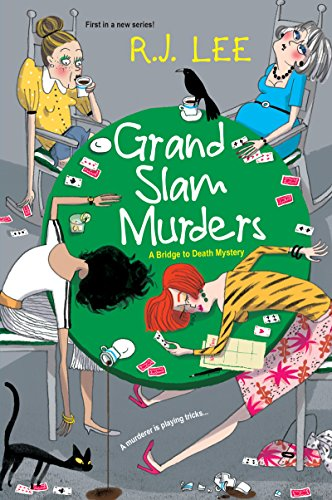Grand Slam Murders (A Bridge to Death Mystery Book 1) by [Lee, R.J.]