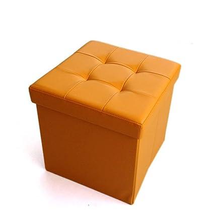 Almacenamiento de heces Multi-Function para el Taburete del Zapato El sofá Puede Sentarse en el ...