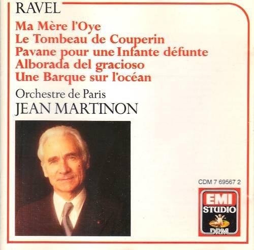 Ravel: Ma Mere L'Oye / Le Tombeau de Couperin