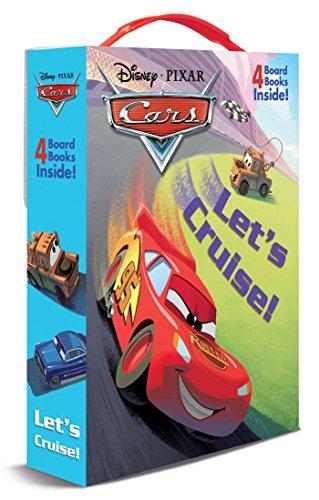 Price comparison product image Let's Cruise! (Disney/Pixar Cars)