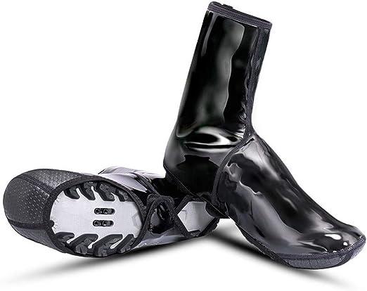 Cubrezapatillas de ciclismo Botas de lluvia impermeables, zapatos ...