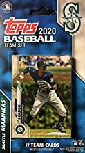 Seattle Mariners 2020 Topps Factory Sealed Special Edition 17 Card Team Set with Yusei Kikuchi, Kyle Seager and Dee Gordon Plus