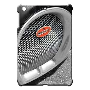 iPad Mini 1 / Mini 2 Retina / Mini 3 case Customized Protective Beautiful Piece Of Nature Cases Ipad covers Bugatti Veyron car logo super