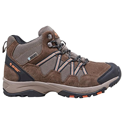 - HI TEC Men's Dexter Mid Walking Boot, Brown, US12