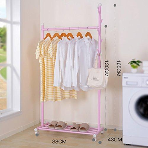 coat stand Floor Standing Coat Rack Clothes Hat Stand Hanger