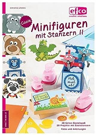 48 pages Cool Minifiguren avec stanzern Christine urmann allemand