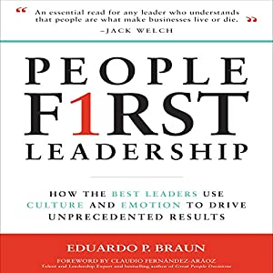 People First Leadership Audiobook