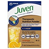 Juven Therapeutic Energy Drink Mix, Orange, 0.85 Ounce (Pack of 48)