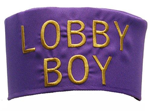 Lobby Boy Hat - ST]()