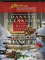 Season of Danger: Silent Night, Deadly Night\Mistletoe Mayhem (Love Inspired Suspense)