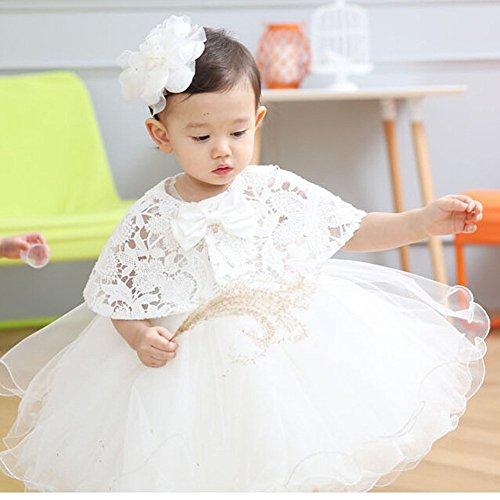 Mini Kitty Baby Girls Dresses Christening Formal Dress