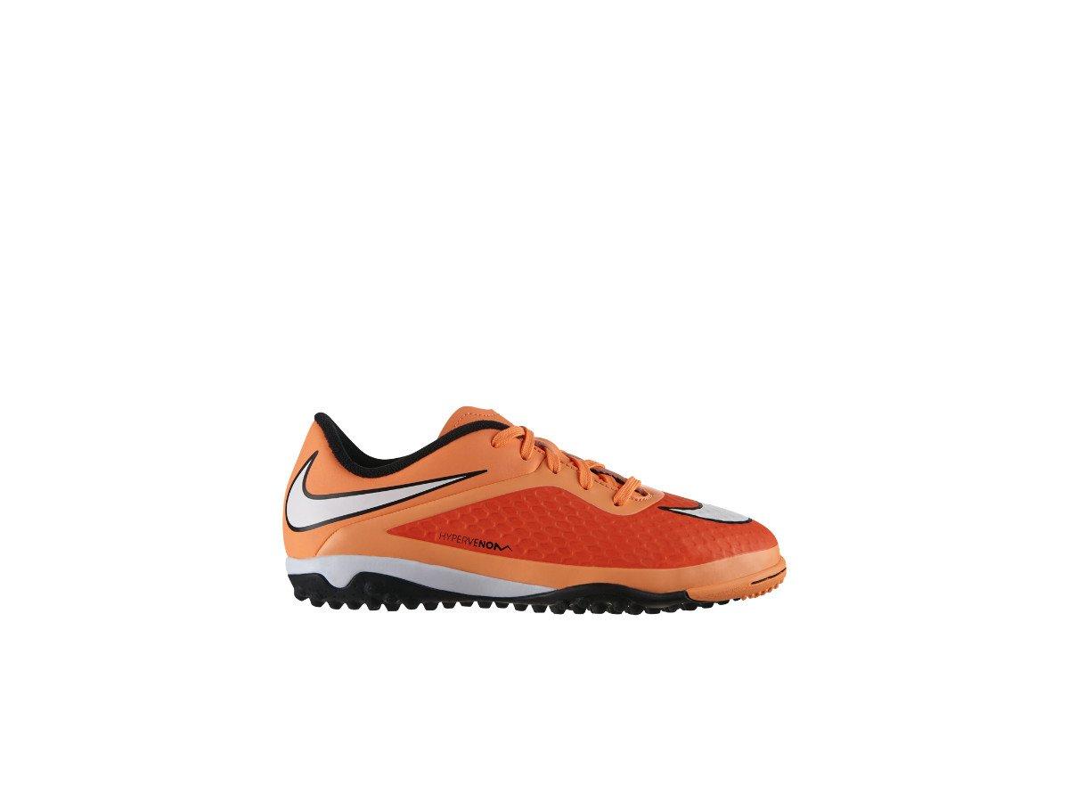 599847-800 Nike JR HYPERVENOM PHELON TF Fussballschuh Kinder [GR 28,5 US 11.5C]