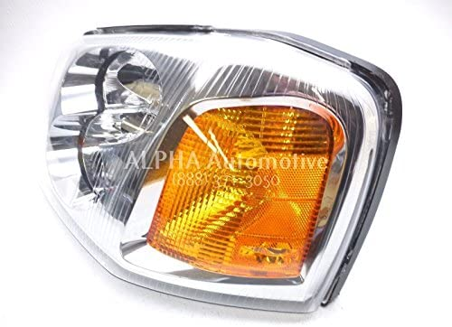 GMC Envoy Replacement Headlight Assembly - 1-Pair