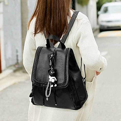 bandoulière Femme et à Sac Femme du TT Printemps été Double Sac coréenne décontractée étudiant Mode Sac Nouvelle Version de marée HExqzF5q