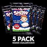 Image of Snow in Seconds Instant Fake Snow (5 Pack)