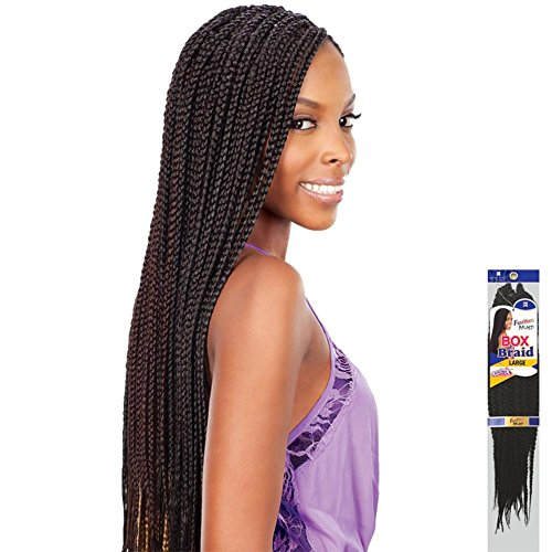 FreeTress Box Braid Large 1B product image