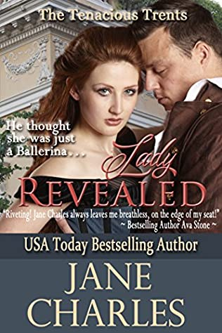 book cover of Lady Revealed