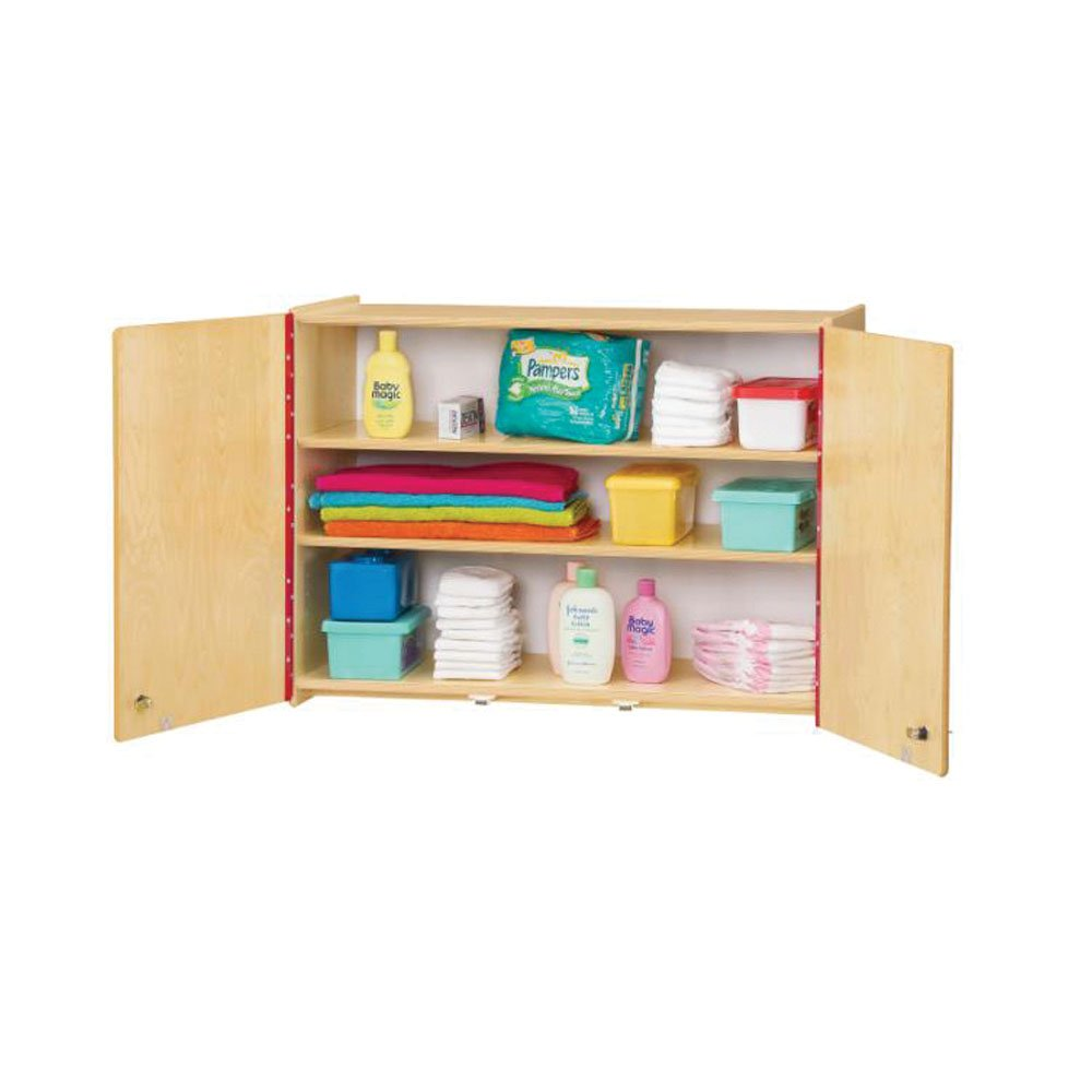 Jonti Craft Jonti-Craft Wall Cabinet - Lockable
