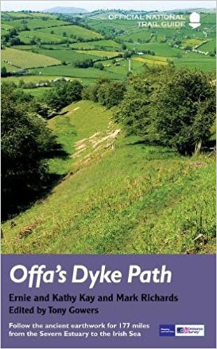 Offa's Dyke Path Guidebook (National Trail Guide)