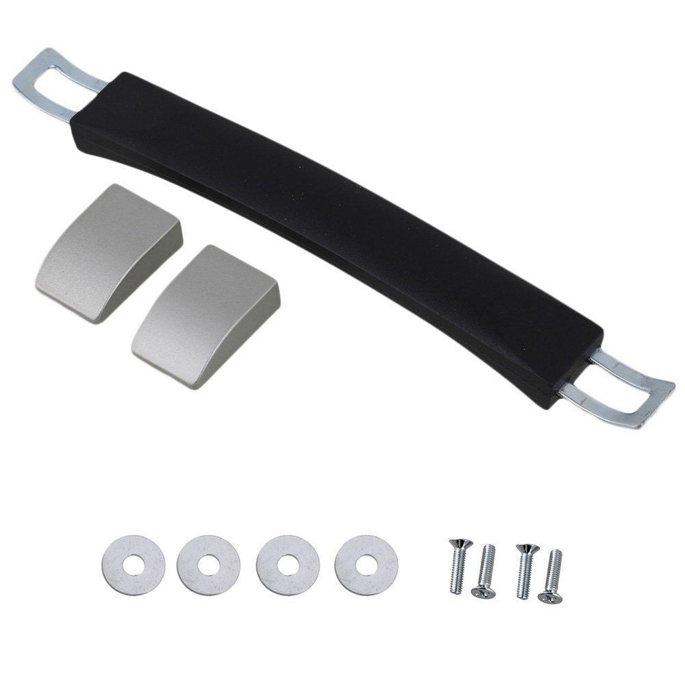 BQLZR Equipaje de maleta flexible B009 Mango 14cm Reemplazo de agarre de la manija de la correa de repuesto BQLZRN24733
