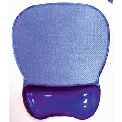 Crystal Gel Mouse Pad Wrist Rest Color: Purple -  AIDATA CORP CO LTD, CGL003P