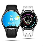 RUN AND LISTEN SMARTWATCH With Camera and 4GB Memory(Black)