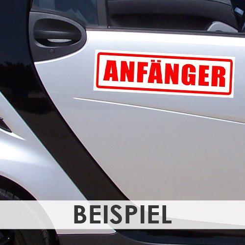 Wasserwacht im Dienst 30x8cm f/ür KFZ und sonstige Metalloberfl/ächen Kiwistar Magnetschild
