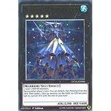YuGiOh : DUSA-EN006 1st Ed Number 94: Crystalzero Ultra Rare Card - ( Yu-Gi-Oh! Single Card )